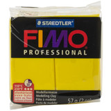 A True Color Fimo Professional Polymer Clay - Yellow