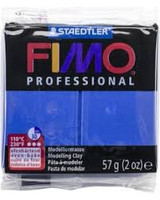 Fimo Professional Polymer Clay - Ultramarine