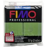 Fimo Professional Polymer Clay - Leaf Green