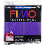 Fimo Professional Polymer Clay - Purple