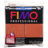 Fimo Professional Polymer Clay - Terra Cotta