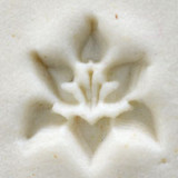 Orchid Flower Stamp