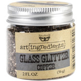 Finnabair Glass Glitter Copper