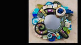 Polymer Scrap Mosaic Free Video by CF