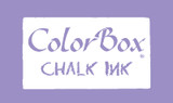 ColorBox Chalk Ink Refill - Lavender