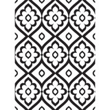 "Tile Pattern - Background Embossing Folder 4.25""X5.75"""