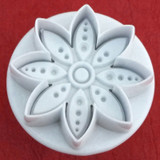 Embossing Spotted Flower Cutters 3 piece set