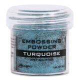 Ranger Turquoise Embossing Powder