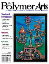 The Polymer Arts - 2013 Spring