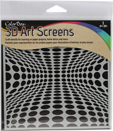 ColorBox® 3D Art Screens - Dimensional Dots