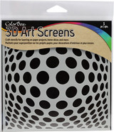 ColorBox® 3D Art Screens - Sphere Dots
