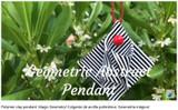 Magic Geometry Pendant Video Tutorial
