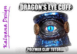Dragon's Eye Cuff Tutorial Free