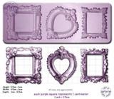Ornate Frames 3 Mold Set