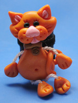 Poly Puppets - Cat