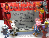 Poly Puppets Complete Set