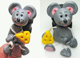 Poly Puppets - Mouse