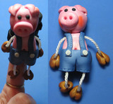 Poly Puppets - Piggy