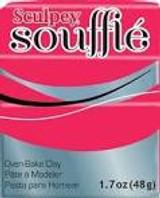 Sculpey Souffle - Raspberry