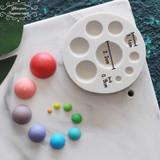 Round Half Ball Mold - 10 sizes