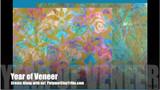 Ranger Pearl Alcohol Inks Polymer Clay Veneer Free Video