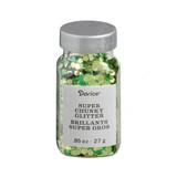 Super Chunk Glitter Green Mix