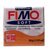 Fimo Soft Polymer Clay - Cognac