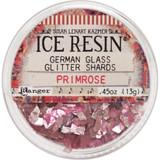 Ice Resin Glass Glitter Shards - Primrose