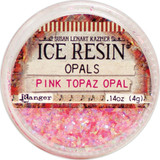 Ice Resin Opals - Pink Topaz