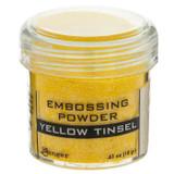 Ranger Yellow Tinsel Embossing Powder
