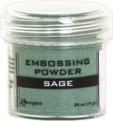 Ranger Sage Metallic Embossing Powder