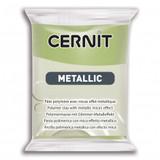 Cernit Metallic Green Gold
