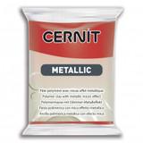 Cernit Metallic Red