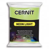 Cernit Neon Light Green