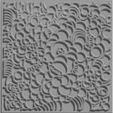 Cernit Texture Plate Bubbles