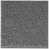 Cernit Texture Plate Blossoms