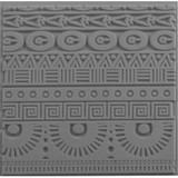 Cernit Texture Plate Geometrics