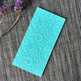 Paisley Lace Silicone Mold/Mat