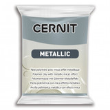Cernit Metallic Steel