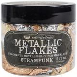 Finnabair Art Ingredients Metallic Flakes - Steampunk