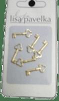 Key Charms Lisa Pavelka