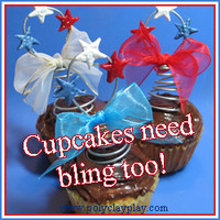Cupcake Bling Projects