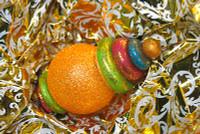 Premo! Glitteratti Holiday Ornament Tutorial Freebie