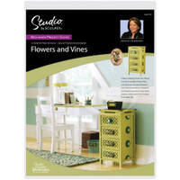 Studio By Sculpey Flowers and Vines Project Guide