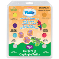 Pluffy Clay Variety Packs
