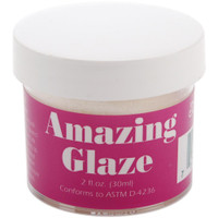 Judikins Amazing Glaze Embossing Powder Clear