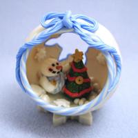 Snowman Snowball Tutorial