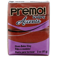 Premo! Sculpey® Accents - Bronze