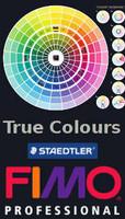 A Fimo Professional Polymer Clay True Colors Description