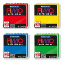 A Fimo Professional Polymer Clay True Colors Description